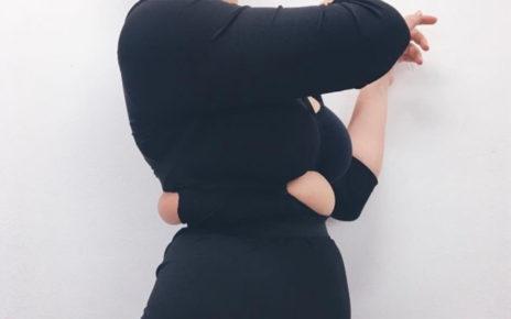 Desain Unik, Baju Ini Buktikan Lemak adalah Bagian dari Seni