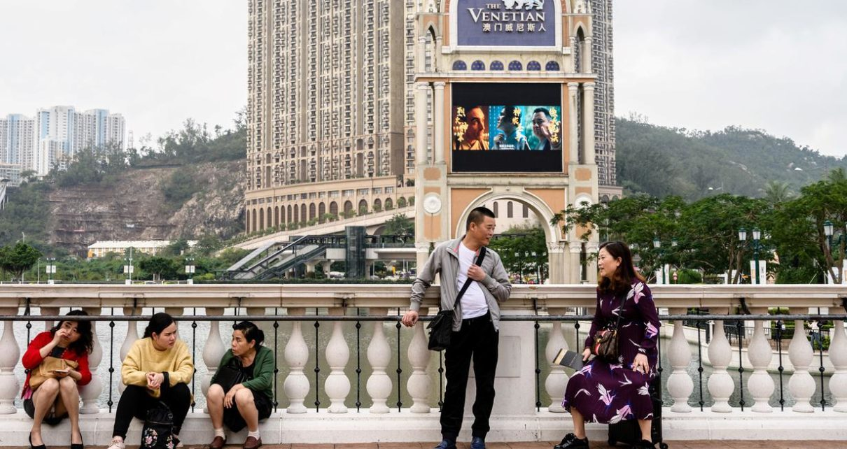 FOTO: 10 Casino Terbesar Di Dunia
