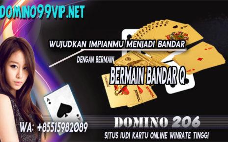 Formula BandarQ Online Indonesia Agar Mudah Menang