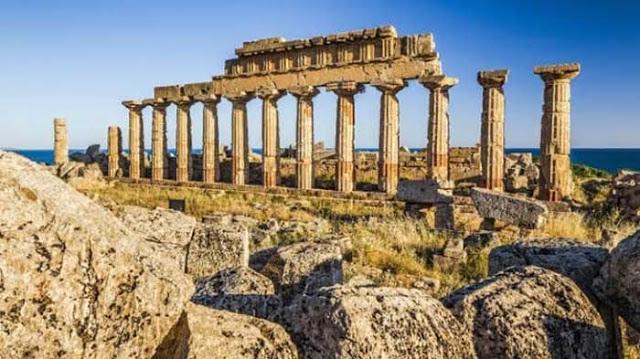 Fakta Pompeii Kota Romawi Yang Ditenggelamkan Gunung Berapi