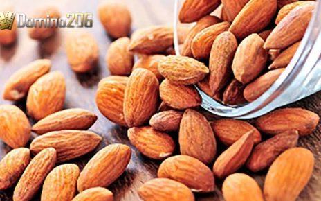Kacang Almond untuk Penderita Hipertensi
