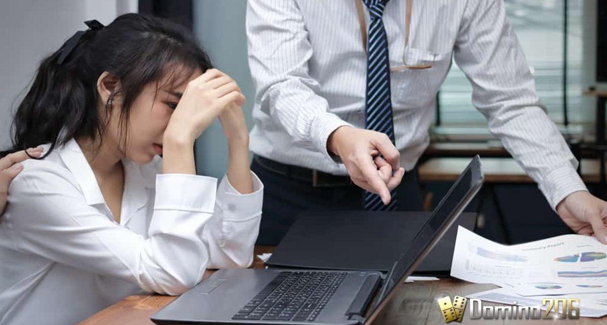 Dampak yang Ditimbulkan dari Bullying di Tempat Kerja